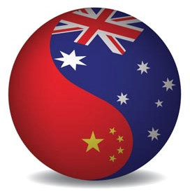 China and Australia have Solid Relations