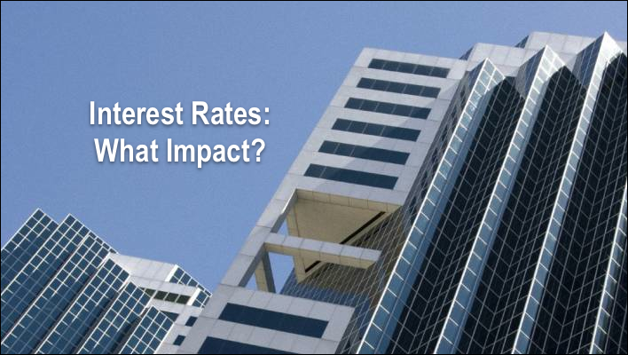 Commercial Property + Interest Rates