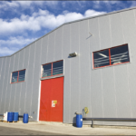 Is There an Industrial Property Revolution?