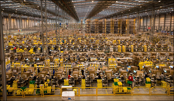 Is Retail Disruption Feeding An Industrial Surge?